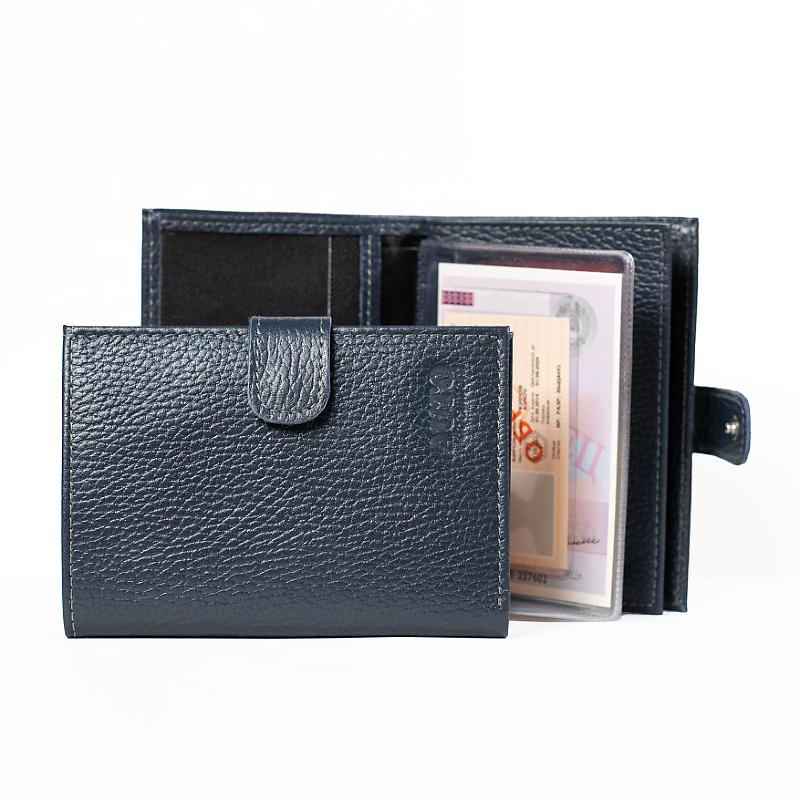Бумажник для автодокументов и паспорта O-178